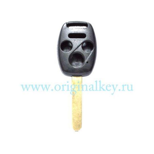 Корпус ключа 4-х кнопочный Honda